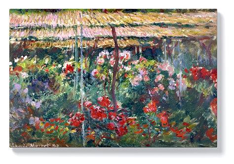 Клод Моне - Градина с божури