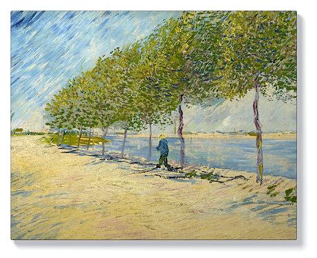 Винсент ван Гог - Около Сена