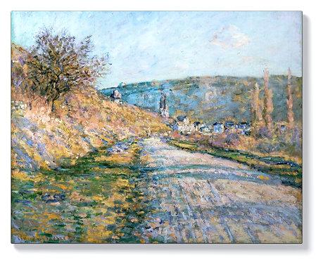 Клод Моне - Пътят към Ветхьол
