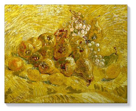 Ван Гог - Дюли, лимони, круши и грозде