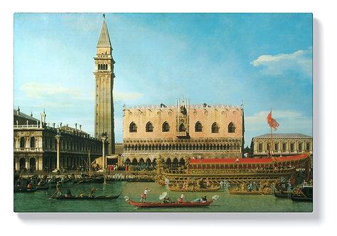 Каналето - Каналът Антонио Джовани