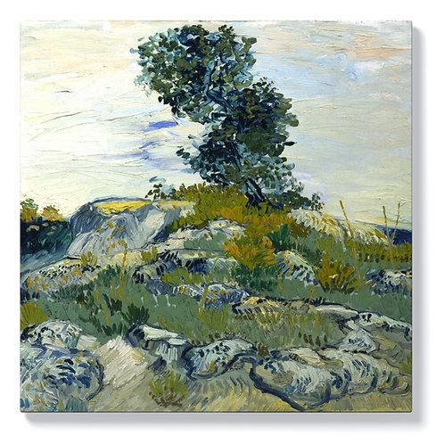 Винсент ван Гог - Скалите