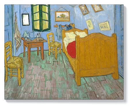 Винсент ван Гог - Спалнята