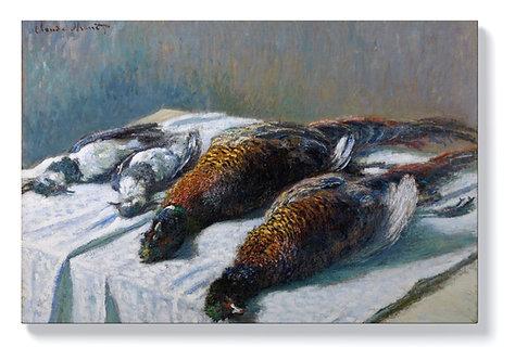 Клод Моне - Натюрморт с фазани