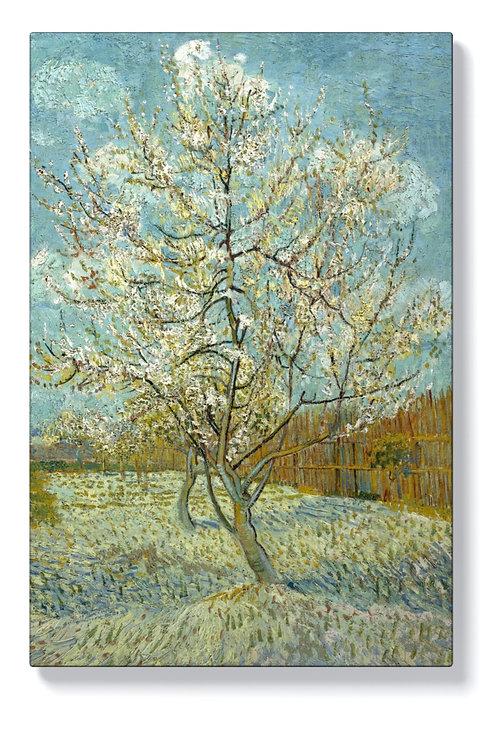 Ван Гог - Розовото прасковено дърво