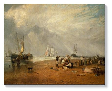 Търнър - Рибен пазар