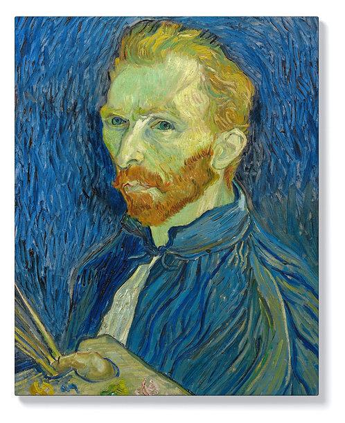 Ван Гог - Автопортрет 2