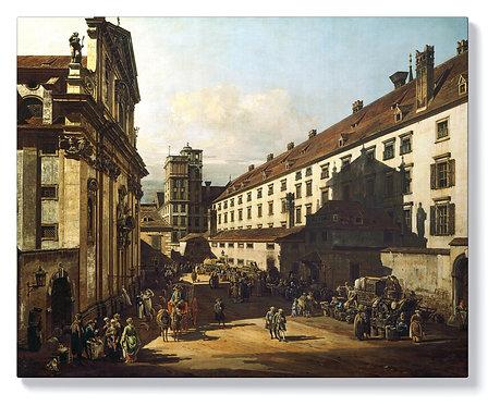Каналето - Виенска църква