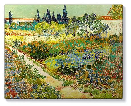 Винсент Ван Гог - Градина в Арл