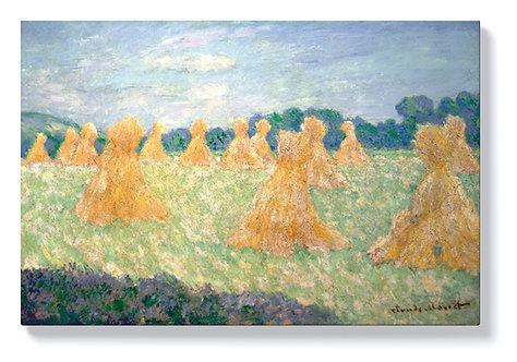Клод Моне - Младите дами от Живерни