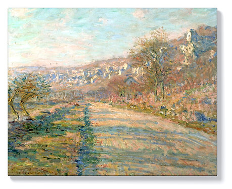 Клод Моне - Скалата на Гейонския път