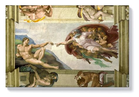 Микеланджело - Сътворението