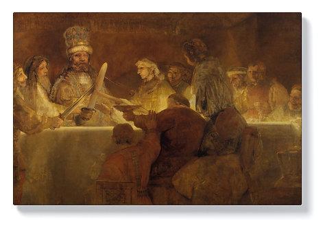 Рембранд - Заговорът на Клавдий Цивилис