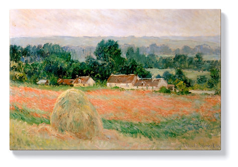 Клод Моне - Купи сено в Живерни