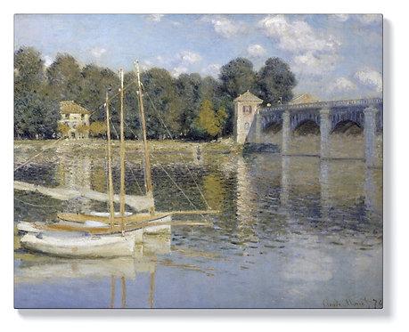 Клод Моне - Моста в Аржантьой