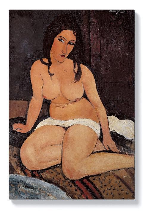 Модиляни - Седналата гола