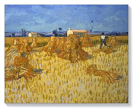 Винсент ван Гог - Царевична реколта