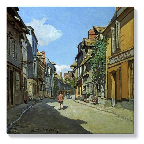 Клод Моне - Улица Бавола