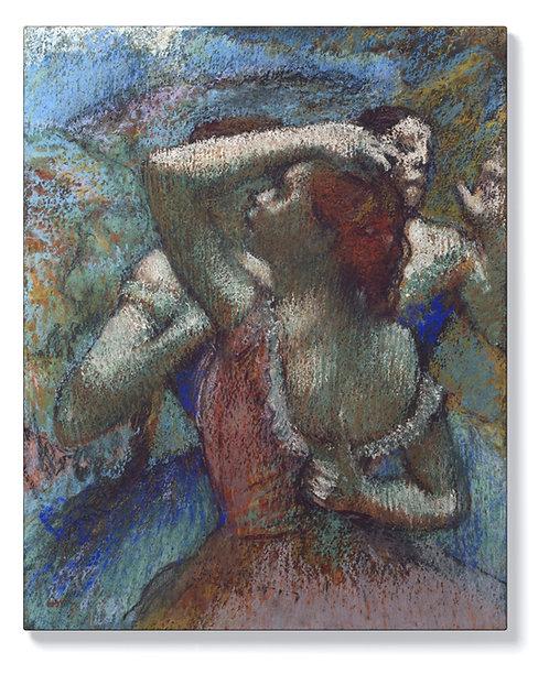 Едгар Дега - Танцьорки 2