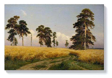 Иван Шишкин – Житното поле