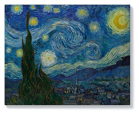 Винсент ван Гог - Звездна нощ