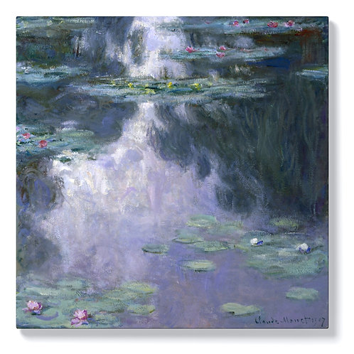 Клод Моне - Водни лилии (Нимфи) 2