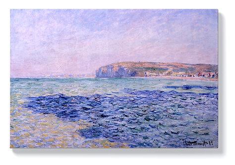 Клод Моне - Сенки над морето - Скалите в Пурвил