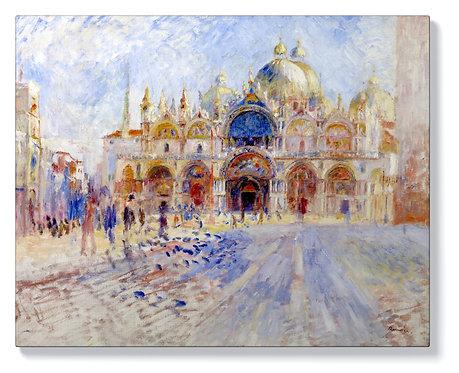 Реноар - Площад Сан Марко, Венеция