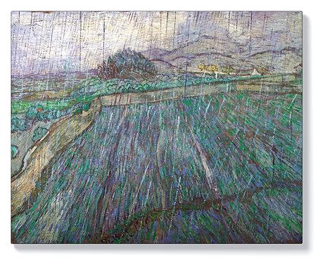 Ван Гог - Дъжд