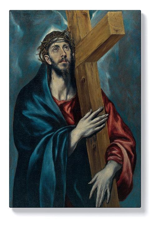 Ел Греко - Христос носи кръста