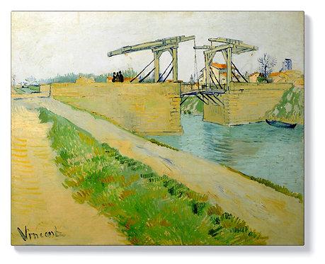 Ван Гог - Мостът Ланглоа