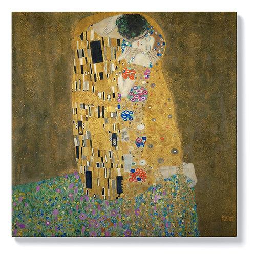Густав Климт - Целувката