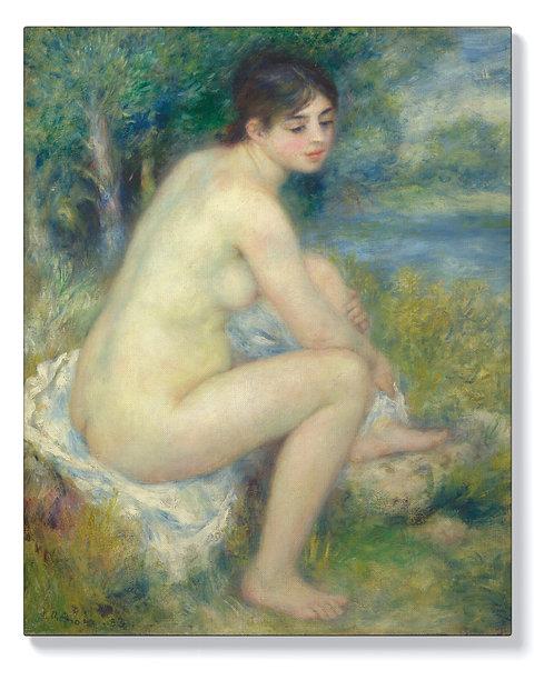 Пиер-Огюст Реноар - Гола жена