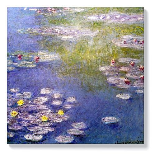 Клод Моне - Водни лилии в Живерни
