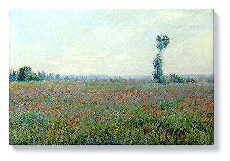 Клод Моне - Маково поле