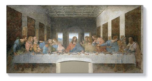 Леонардо да Винчи - Тайната вечеря