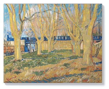 Ван Гог - Синият влак