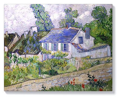 Винсент Ван Гог - Къщи в Овер