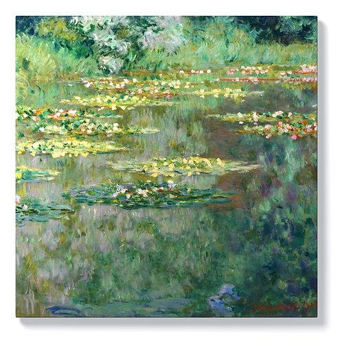 Клод Моне - Езерото с нимфите