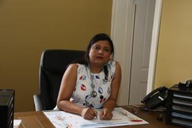 Anju's office
