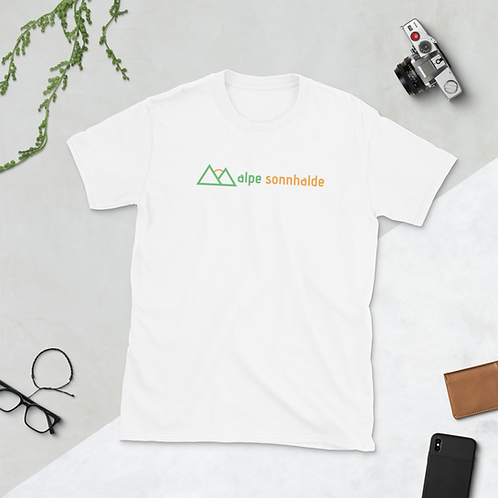 T-Shirt, Weiß, Vorderansicht