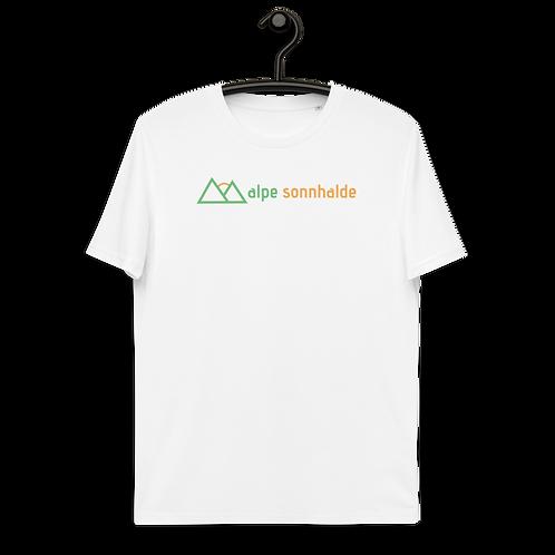Premium Bio T-Shirt, Weiß, Vorderansicht