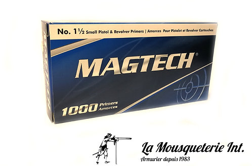 1000 Amorces Magtech Small Pistol
