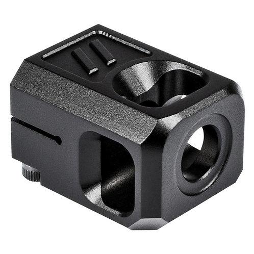ZEV Compensateur 9mm 1/2''x28 Noir V2