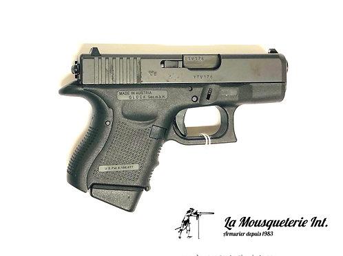 glock 26 gen 4 avec clip