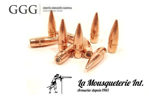 Ogives GGG .308  FMJ147grs x500  *RUPTURE DE STOCK*