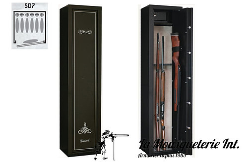 Armoire forte 7 armes Infac Sentinel
