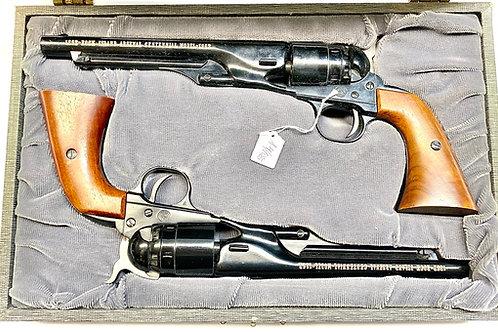 Paire Colt 1862 Commemo Rock Island Arsenal Centennial 1862/1962