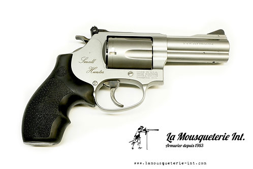 """smith et Wesson 60-10 small Hunter 3"""" camp RESERVE"""