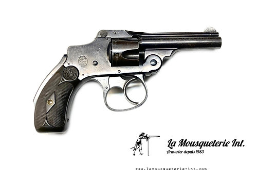 revolver smith et wesson safety second model cal 32